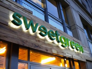 LED sweet green