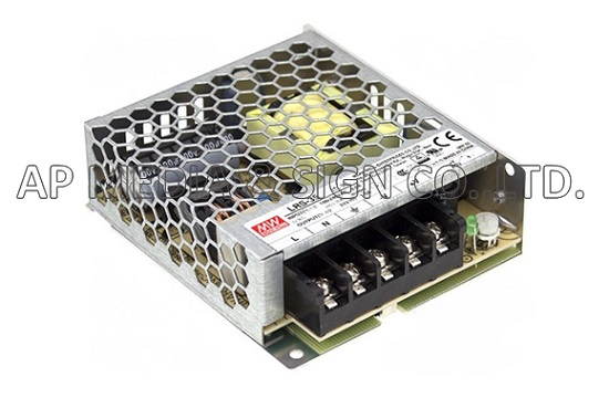 MW-0-0035 // Power Supply Mean Well LRS-35-12 (35W / 3A)