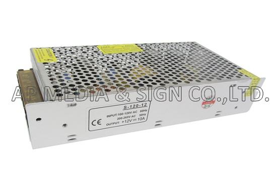 PS3-0-0120 // หม้อแปลง Power Supply 12V-10A (120W)
