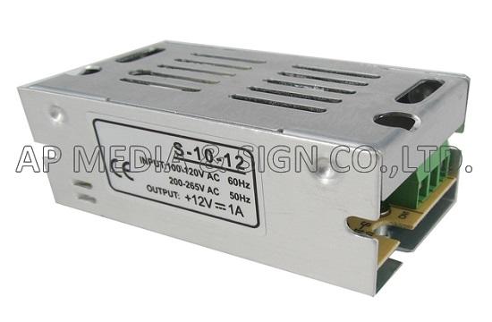 PS3-0-0012 // หม้อแปลง Power Supply 12V-1A (12W)