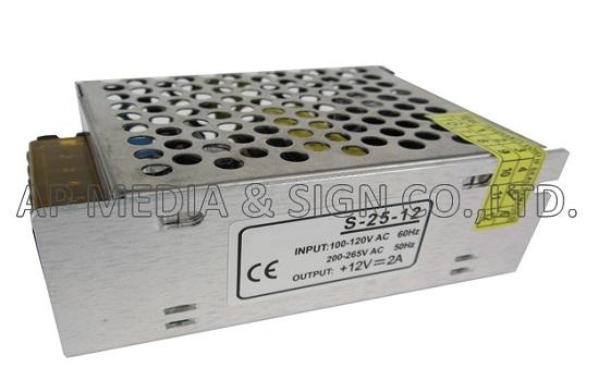 PS3-0-0024 // หม้อแปลง Power Supply 12V-2A (24W)