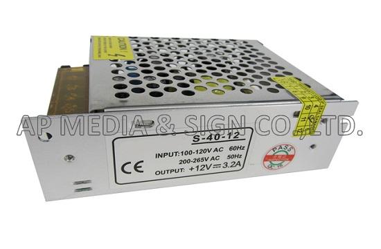 PS3-0-0036 // หม้อแปลง Power Supply 12V-3A (36W)