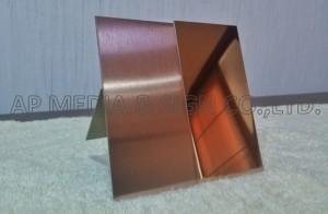 Stainless-Titanium Bronze