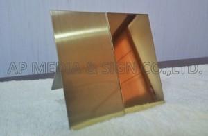 Stainless-Titanium Gold